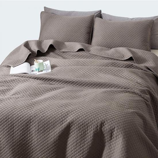 prewashed bedding set cover let